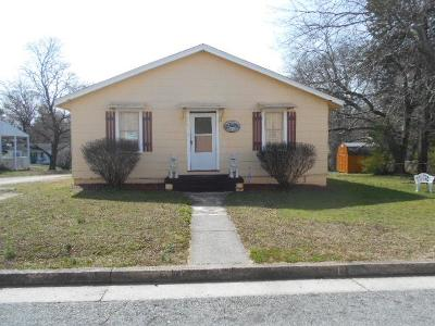 Mecklenburg County Single Family Home For Sale: 503 W Virginia Street