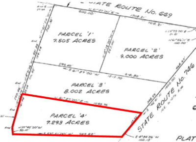 Charlotte County Residential Lots & Land For Sale: Scuffletown Road