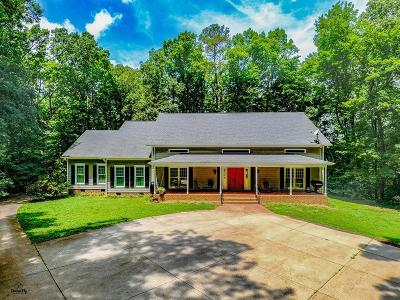 Mecklenburg County Single Family Home For Sale: Island Hill Road