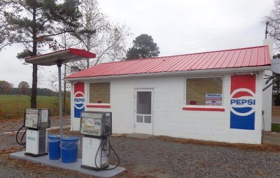 Charlotte County Commercial For Sale: 11578 Lunenburg County Rd