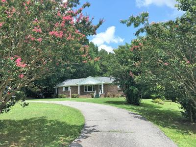 Mecklenburg County Single Family Home For Sale: 529 K-V Road