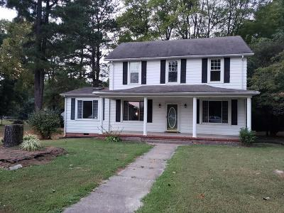 Single Family Home For Sale: 301 Harris Spring Rd