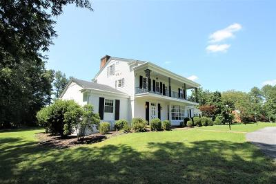 Single Family Home For Sale: 306 Old Plank Road