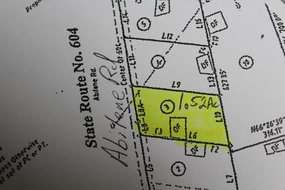Charlotte County Residential Lots & Land For Sale: Abilene
