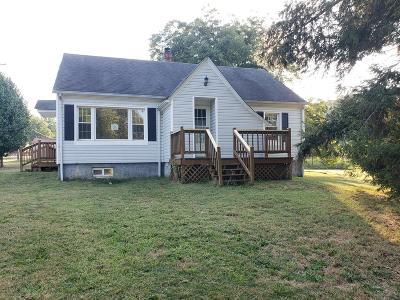 Single Family Home For Sale: 420 E Georgia