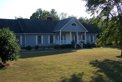 Single Family Home For Sale: 331 Union Level Rd
