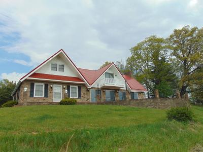 Carroll County, Grayson County Single Family Home For Sale: 360/362 Acorn Hill Lane