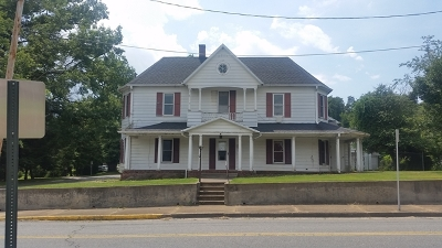 Carroll County, Grayson County Commercial For Sale: 500 North Main Street