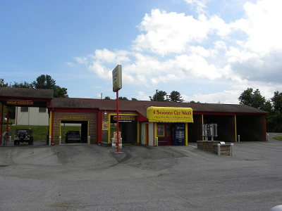 Galax Commercial For Sale: 101 Roseland Rd.