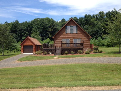 Hillsville Single Family Home For Sale: 2023 Pilot View