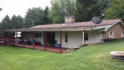 Rural Retreat Single Family Home Active Contingency: 406 Ridge Top Drive