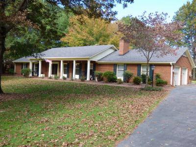 Wytheville Single Family Home For Sale: 1110 Ridge Road