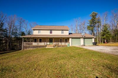 Bland Single Family Home For Sale: 173 Chinquapin Ln.
