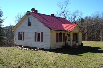 Carroll County Single Family Home For Sale: 2143 Old Appalachian Trail
