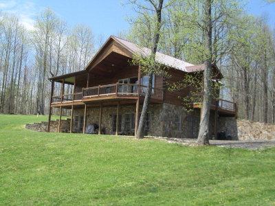 Carroll County Single Family Home For Sale: 316 Snow Mountain Ln