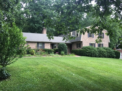 Wytheville Single Family Home For Sale: 130 Nottingham Drive