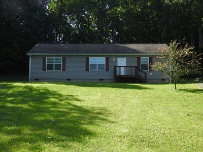 Carroll County, Grayson County Manufactured Home For Sale: 1834 Howlett Street