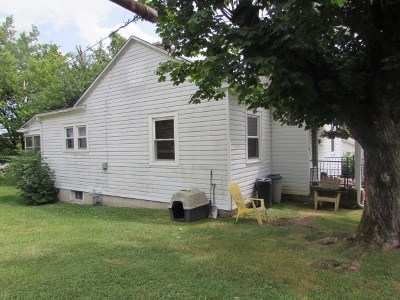 Wytheville Single Family Home For Sale: 340 6th St
