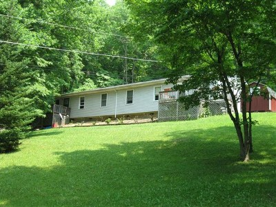 Marion Multi Family Home For Sale: 272a & B Harris Lane