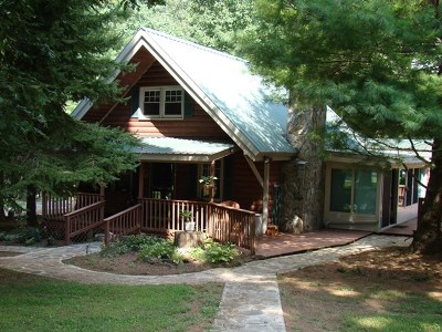 Carroll County Single Family Home For Sale: 143 Alpine Crest Rd.