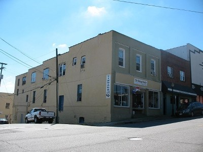 Galax Commercial For Sale: 117 Grayson St.