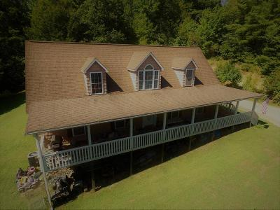 Galax Single Family Home For Sale: 1313 Grinders Mill