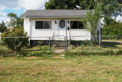 Wytheville Single Family Home For Sale: 750 Franklin St.