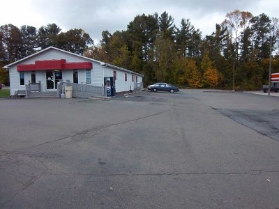Galax Commercial For Sale: 541 East Stuart Drive