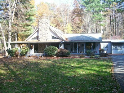 Chilhowie Single Family Home For Sale: 606 1113 Town Springs Road
