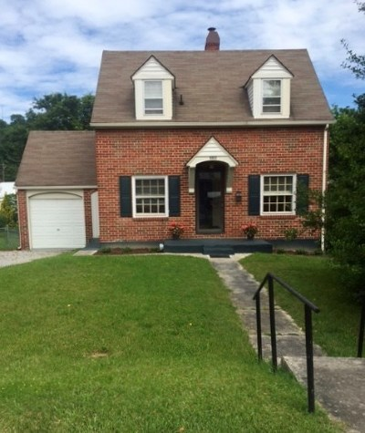 Wytheville Single Family Home For Sale: 560 North St