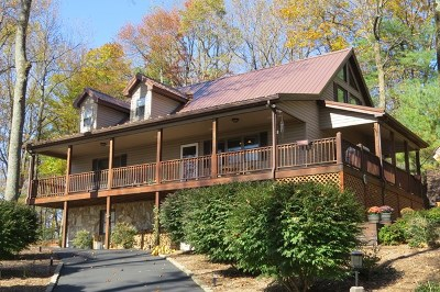 Carroll County Single Family Home For Sale: 24 Boulder Way