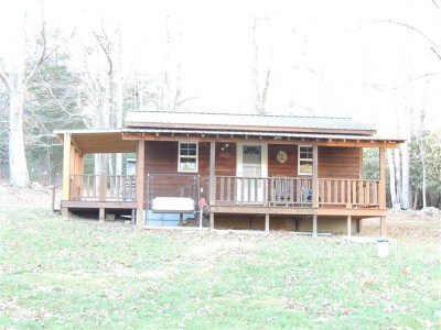 Grayson County Single Family Home For Sale: 1419 Hunters Lane
