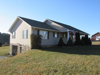 Woodlawn Single Family Home For Sale: 147 Hawks Landing Rd.