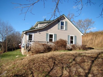 Hillsville Single Family Home For Sale: 5105 Danville Pike
