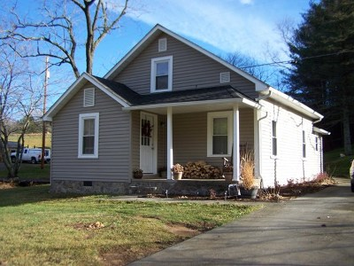 Single Family Home Sold: 349 Trapper Drive
