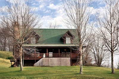 Grayson County Single Family Home For Sale: 1141 Old Park Road