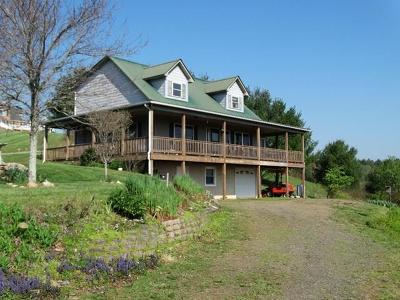 Hillsville Single Family Home For Sale: 310 Whispering Ridge
