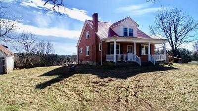 Max Meadows Single Family Home For Sale: 133 McGavock Ln