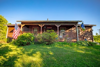 Hillsville Single Family Home For Sale: 33 Forest View Hts