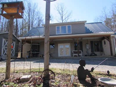 Wythe County Single Family Home For Sale: 509 Matney Flats Rd