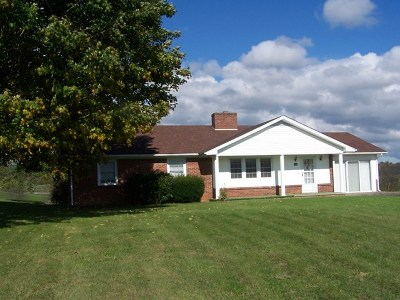Elk Creek Single Family Home For Sale: 890 Comers Rock Road