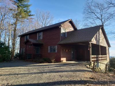 Hillsville Single Family Home For Sale: 506 Rhododendron Rd