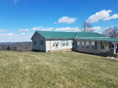 Galax Manufactured Home For Sale: 938 Link Road