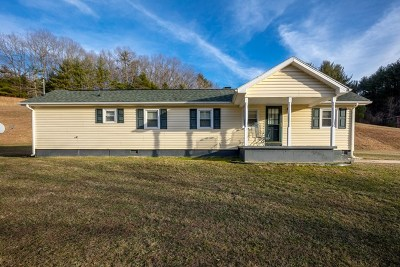 Galax Manufactured Home For Sale: 339 Cardinal Rd