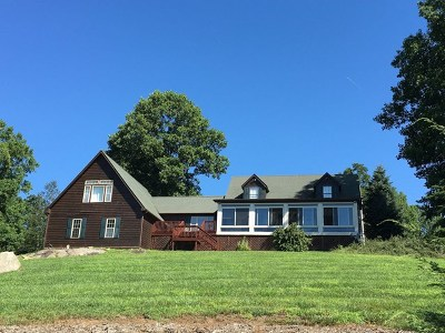 Carroll County Single Family Home For Sale: 752 Thunder Hill Road