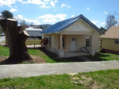 Wytheville Single Family Home For Sale: 1205 Main Street