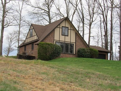 Galax Single Family Home For Sale: 2157 Commonwealth Rd