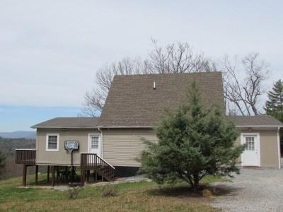 Max Meadows Single Family Home For Sale: 150 Hamilton Lane