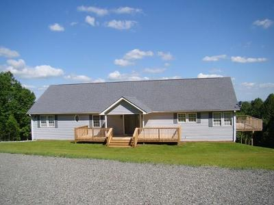 Carroll County, Grayson County Single Family Home For Sale: 94 County Top Ln