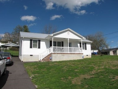 Wythe County Single Family Home For Sale: 480 22nd St